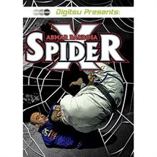 DIGITSU Abmar Barbosa Spider-X 2-Disc DVD Set